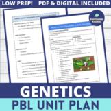 Genetics PBL Unit Plan for Middle School