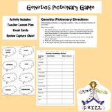 Genetics Pictionary Game