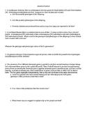Genetics Practice Problem Set #2