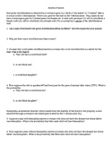 Genetics Practice Problem Set #3