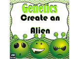 Genetics Project: Create an Alien