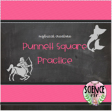 Genetics-Punnett Square Practice-Mythical Creatures