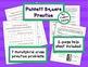 Genetics: Punnett Square Practice and Help Sheet
