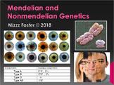 Genetics: Punnett Squares, Mendel, Non-Mendelian Power Point