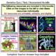 Genetics Quiz and Test Bundle