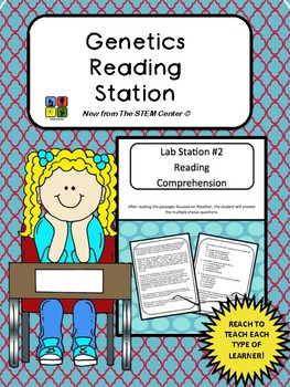 Genetics Reading Station