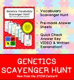 Genetics Scavenger Hunt Game