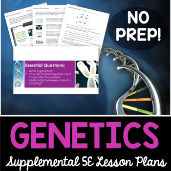 Genetics - Supplemental Lesson - No Lab