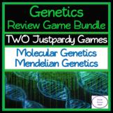 Genetics: TWO Justpardy Review Games Bundle