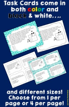 Genetics Task Cards **No Prep!**