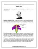 Genetics: The Work of Gregor Mendel Notes