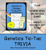Genetics Tic Tac Trivia Board Game