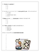 Genetics Unit Assessment and Key