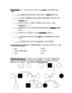 Genetics Unit Exam / Summative Study Guide for Biology
