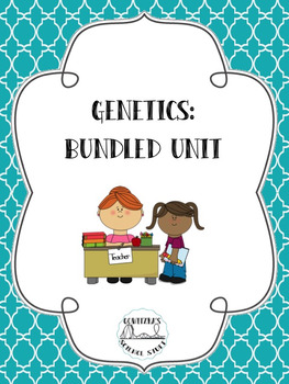 Genetics: Unit Plan