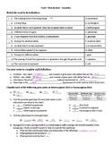 Genetics Unit Review