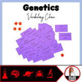 "Genetics Warm-Up Game: ""I have, who has?"" Vocabulary Chain"