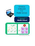Genetics Webquest for Distance Learning