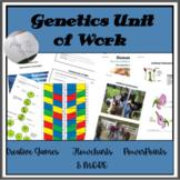 Genetics Whole Unit of Work