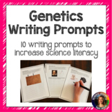 Genetics Writing Prompts