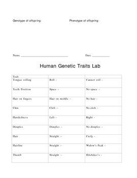Genetics and Heredity - Complete Unit