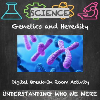Genetics and Heredity Digital Break Out Room Activity