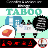 Genetics and Molecular Biology Taboo Review Game