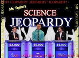 Genetics and Protein Synthesis: Jeopardy Game