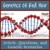 Genetics of Red Hair