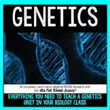 Genetics Unit Bundle