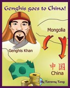 """Genghis Goes to China!"""""