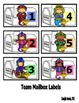 Genie Incentive Charts and Labels to Support Classroom Management