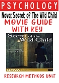 Genie the Wild Child Video Questions movie guide psychology