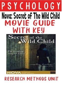 Psychology Genie the Wild Child Video Questions movie guide Research methods