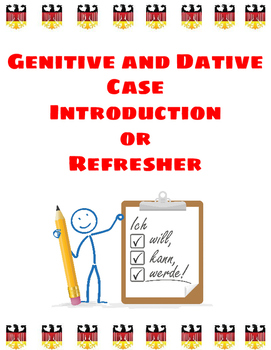 Genitive and  Dative  Research and Review