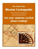 Grace's lesson for Genius Files:  Mission Unstoppable by D