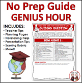 Genius Hour Unit Plans
