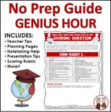 Genius Hour Activity