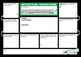Genius Hour Action Plan