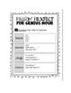 Genius Hour: 5-Step Planner