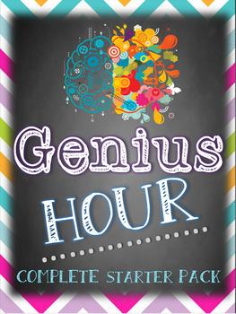 Genius Hour - Complete Starter Pack
