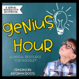 Genius Hour Digital Activities