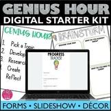 Genius Hour Digital & Printable