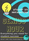 Genius Hour - Everything you need for student led success