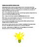 Genius Hour Flyer  Parent or Administrator Handout -CCSS I