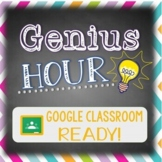 Genius Hour - Google ™ | Distance Learning Package