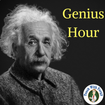 Genius Hour - How to utilize it in your classroom.