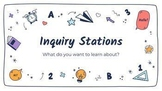 Genius Hour Inquiry Distance Learning