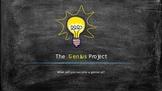 Genius Hour Introduction