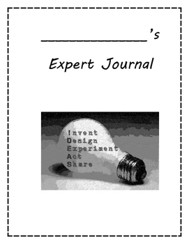 Genius Hour Resource- Research Notebook